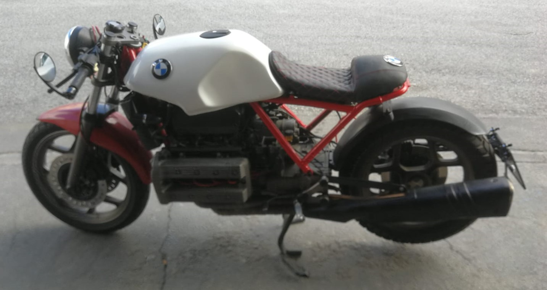 MSI HOMOLOGACION MOTO BMW